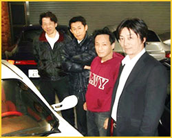 Japanese used car exporter
